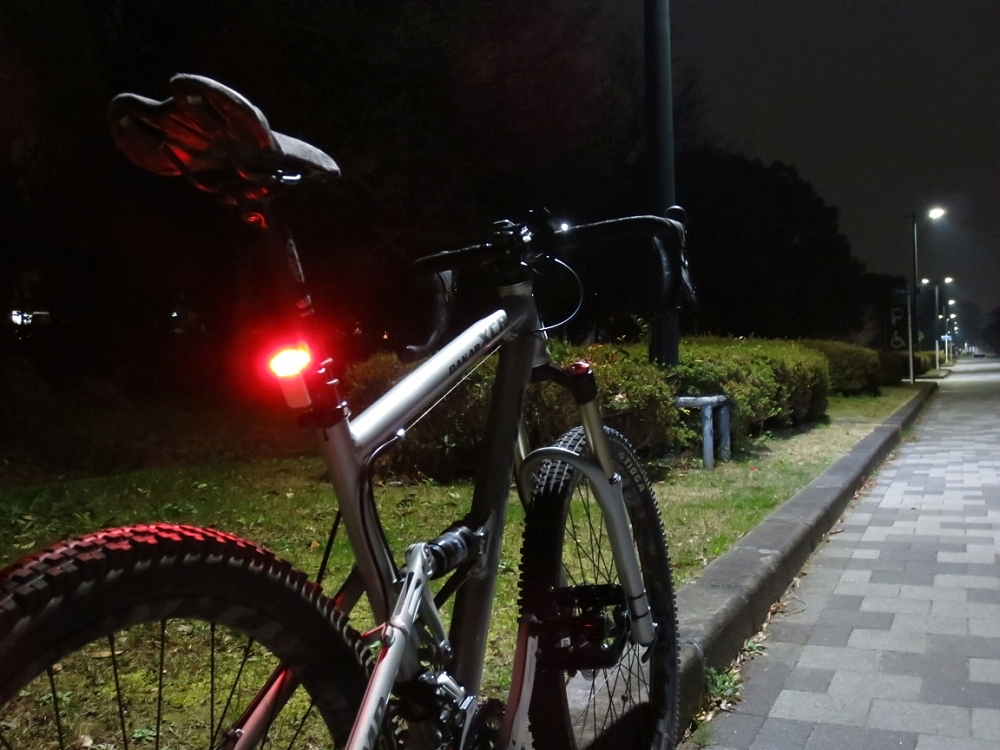 rear light for bicycle