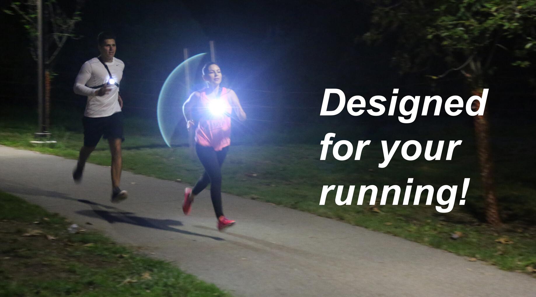 Magicshine Led Running Lights Jogging Light For Running