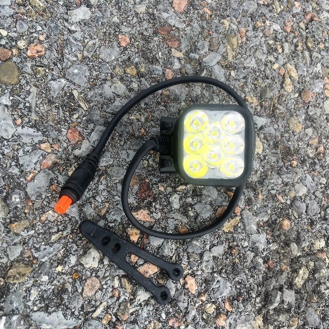 MJ-908 bike front light