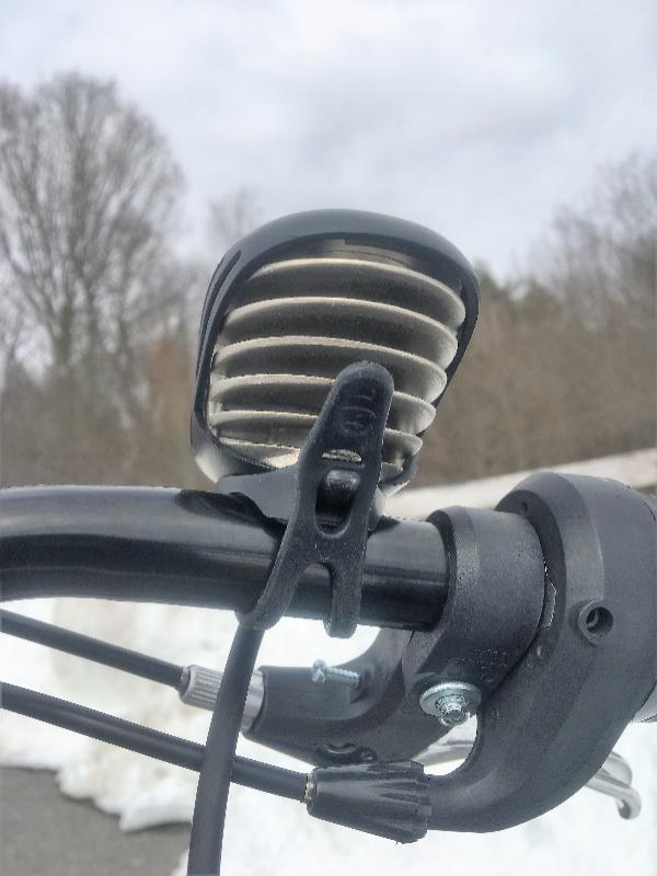 Mj-900 bike light mountain riding