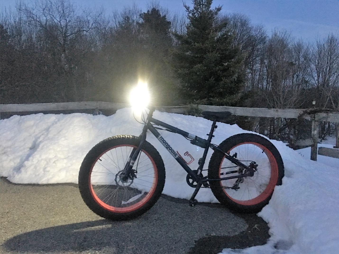 bike light set