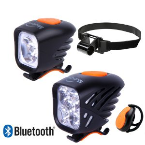 Bluetooth Bike Light Set
