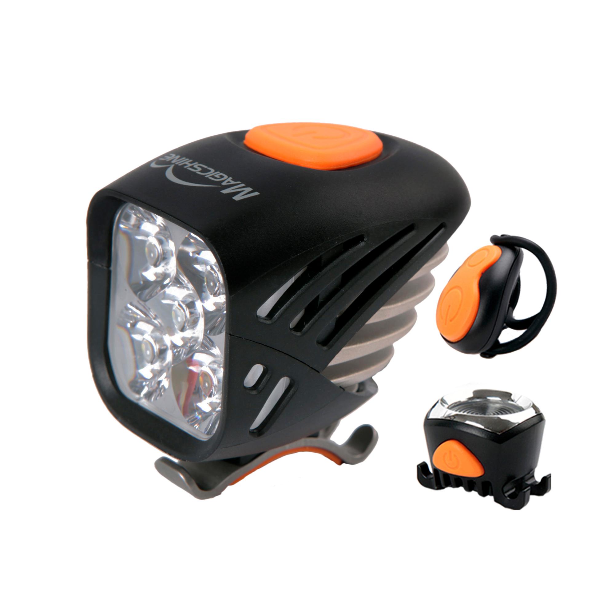 Quality Bike Lights | Magicshine MJ-906 Bike Light Combo for Night ...
