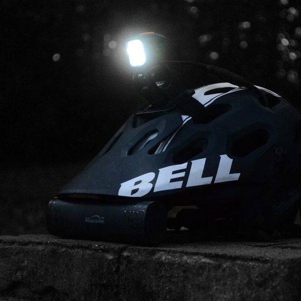 MJ-900B helmet light