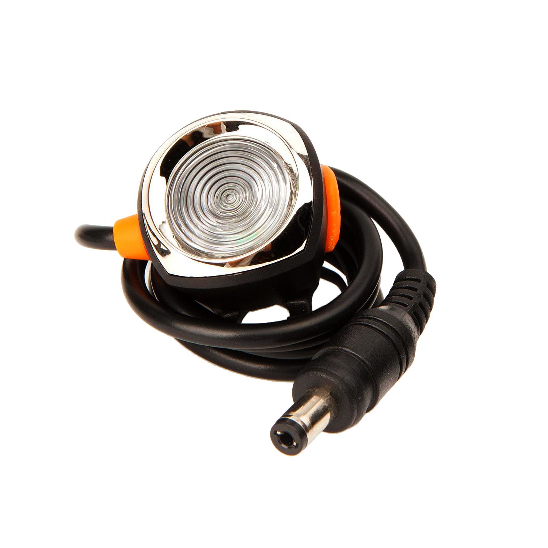 Magicshine Light Battery: Wired Bike Tail Light For All Round Plug, 4 Pin Plug