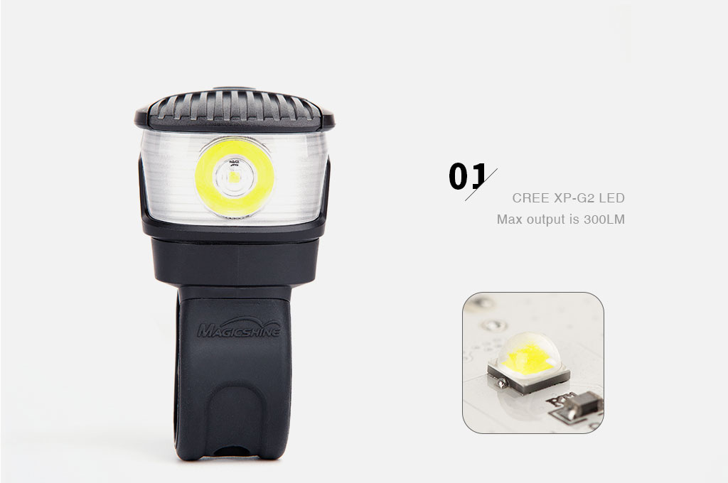 bike front light