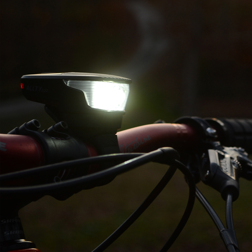 commuter bike light