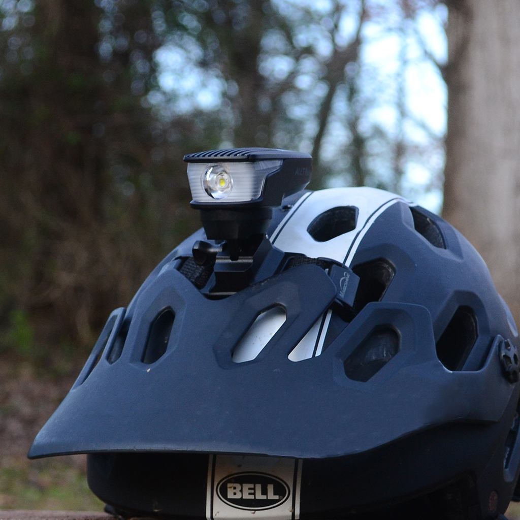 all-in-one bicycle light