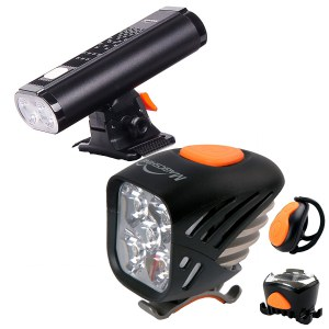 MTB bike lights set