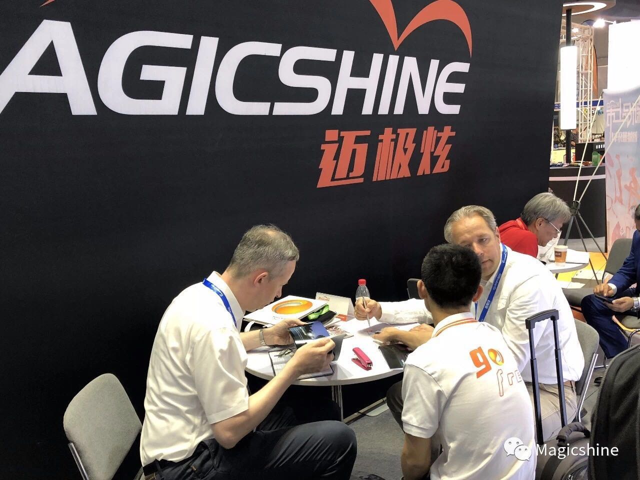 Magicshine China Bicycle Fair