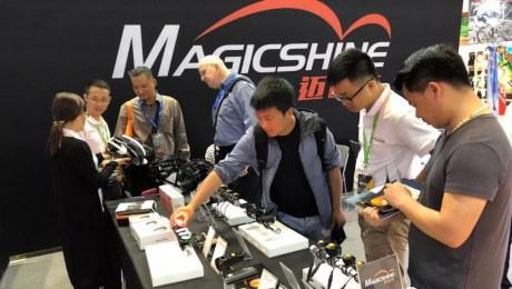 Magicshine China Bicycle Fair