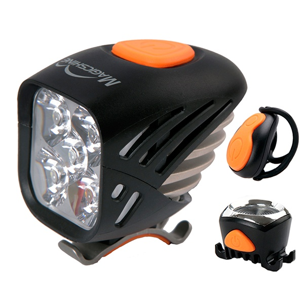 Magicshine MJ-906 Headlight and Taillight Combo